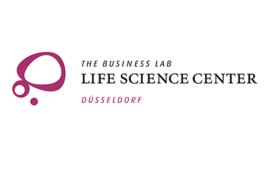 Life Science Center Düsseldorf Logo