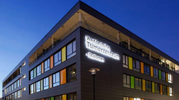 Gebäude Westtdeutsches Tumorzentrum