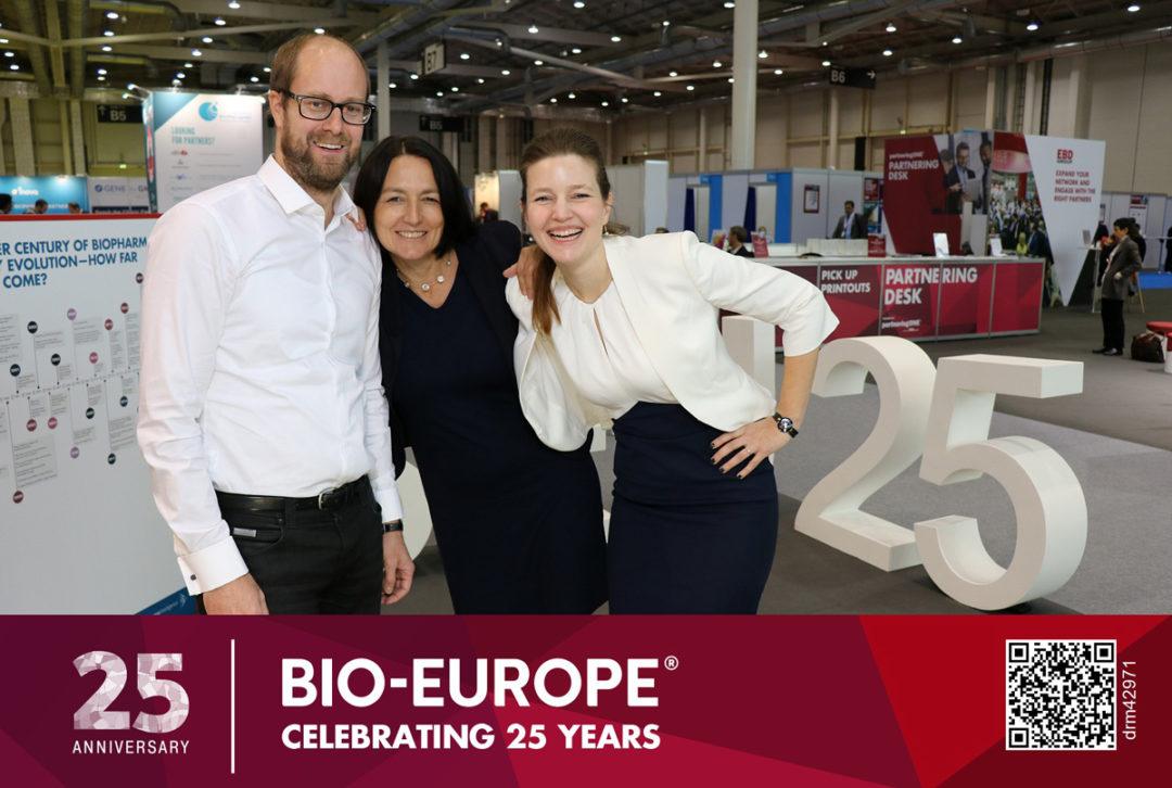 Cherrykukess bei der BioEurope 2019
